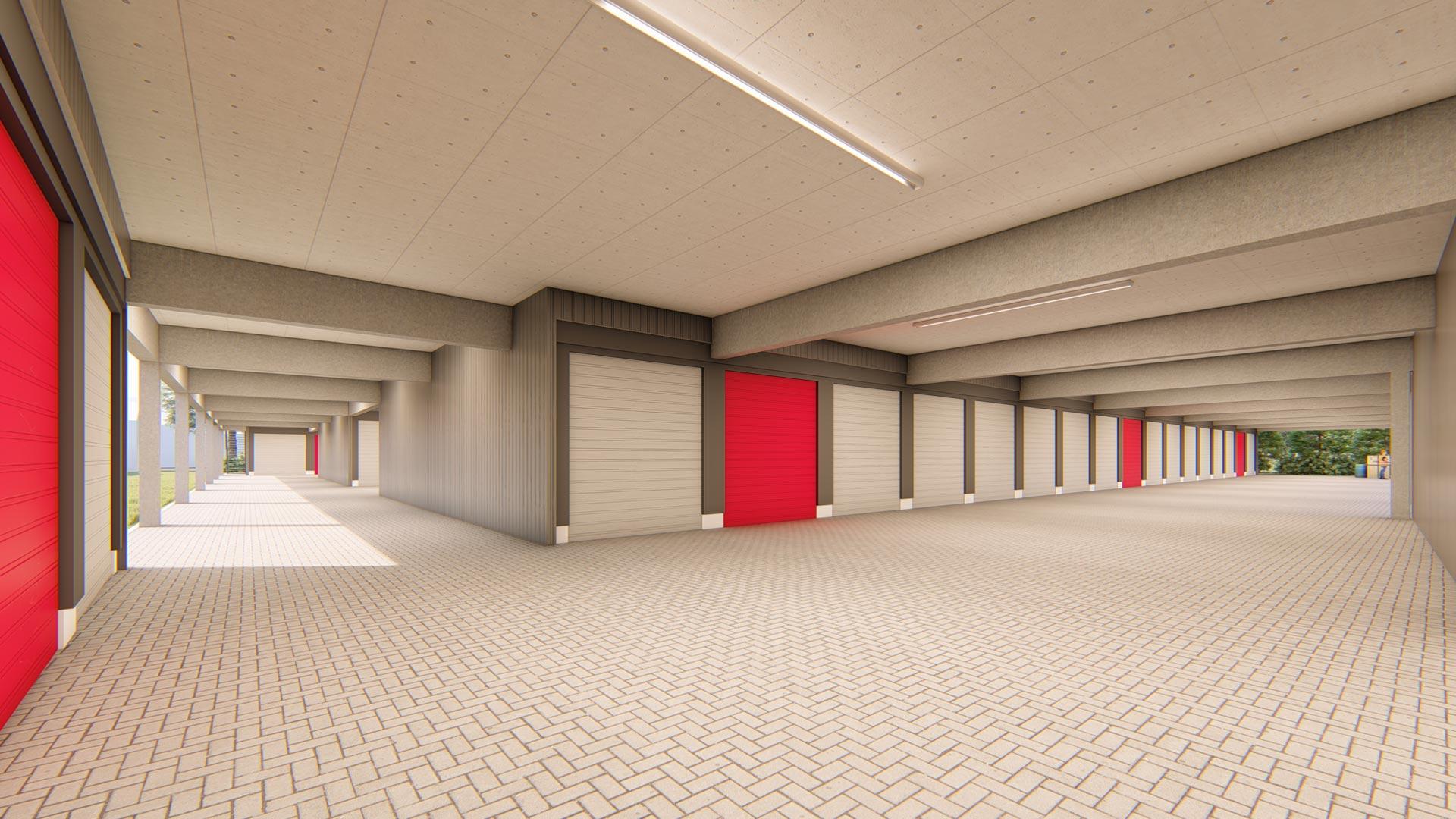 Garagenpark Köln 2